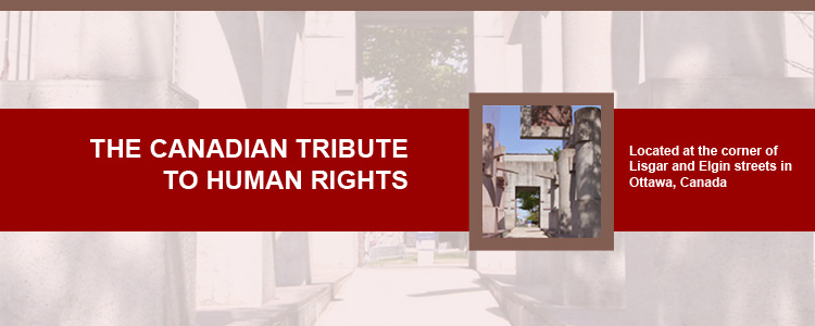 The Canadian Tribute to Human Rights